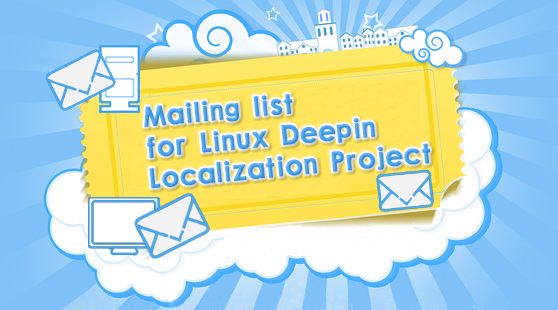 Mailing List for Linux Deepin's Localization Project