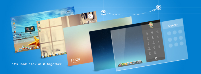 The Review of Development of Deepin Desktop Environment