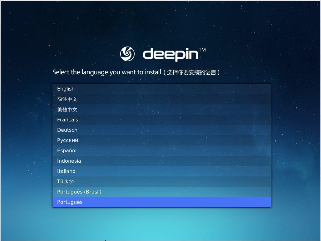 [Linux基金会推荐评测]易用易安装,优美的Linux发行版——deepin