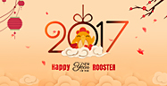 WISH YOU EVERYTHING GOES WELL IN 2017!
