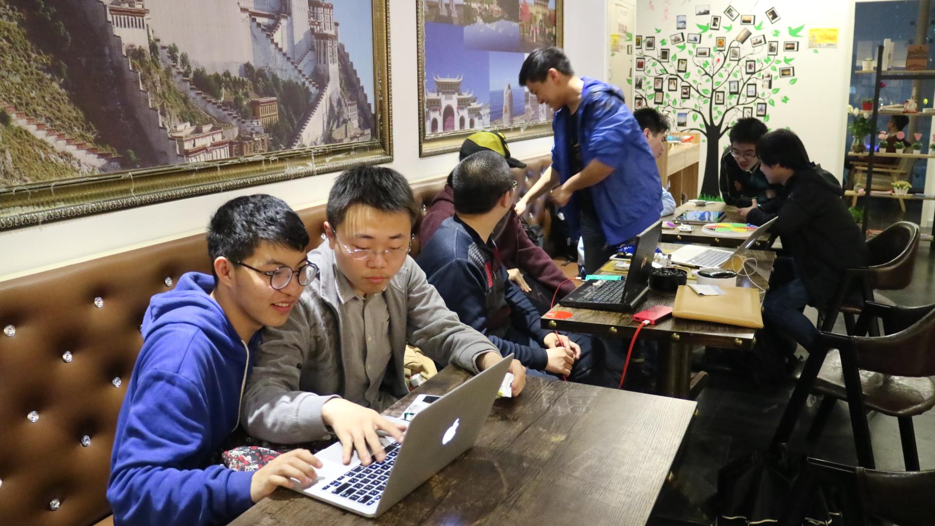 2017年04月05日武汉Linux用户组活动回顾