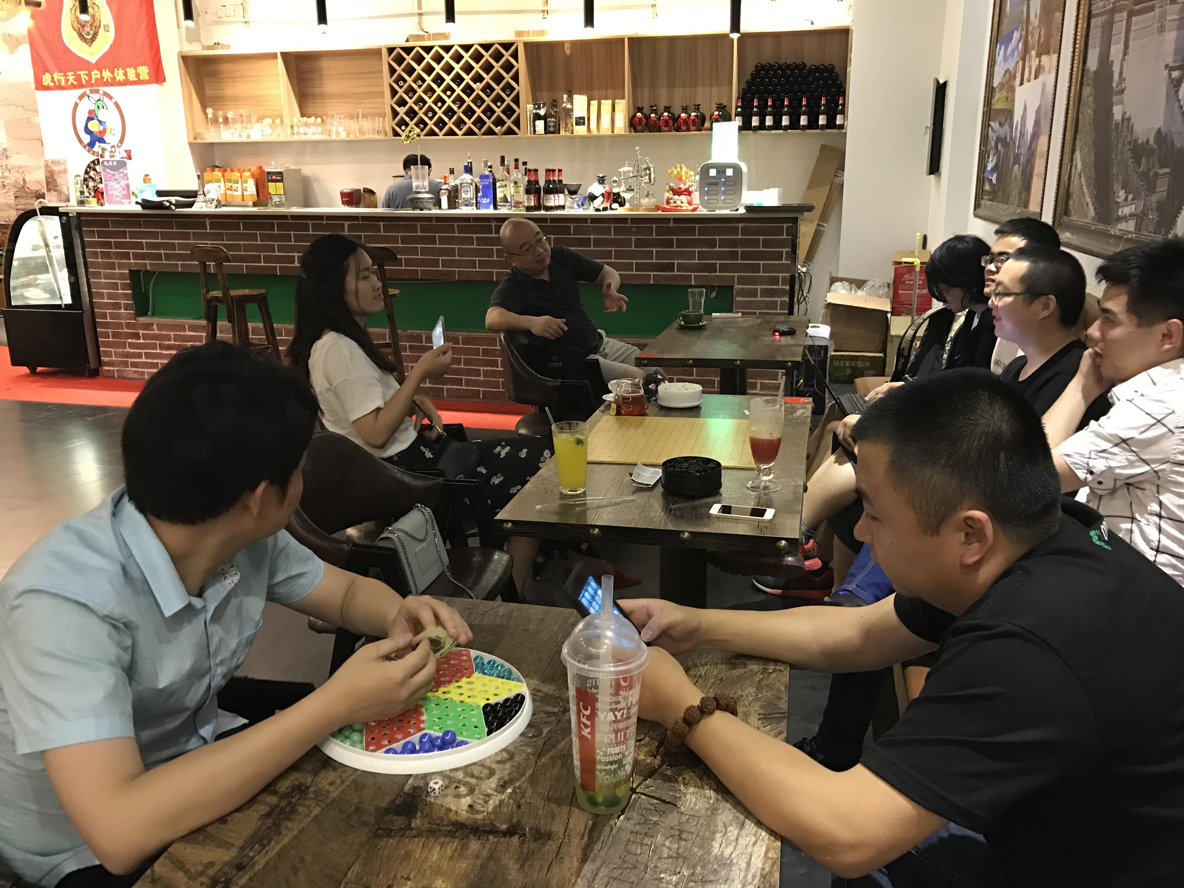 2017年05月17日武汉Linux用户组活动回顾