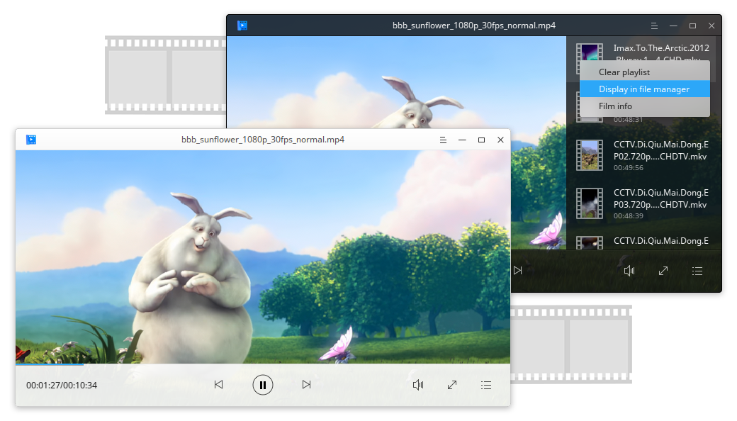 Deepin Movie V3 0 is Released——Enjoy The Shocking Audio