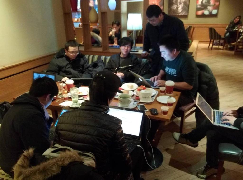 2018年01月24日武汉Linux用户组活动回顾
