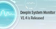 Deepin System Monitor V1.4 rilasciato ufficialmente