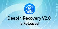 Deepin Recovery V2.0 rilasciata ufficialmente