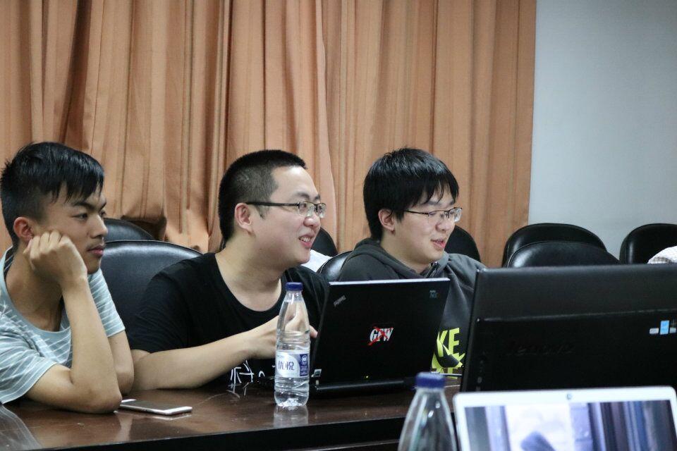 2018年5月18日WHLUG活动回顾—武昌首义学院Linux用户协会交流会