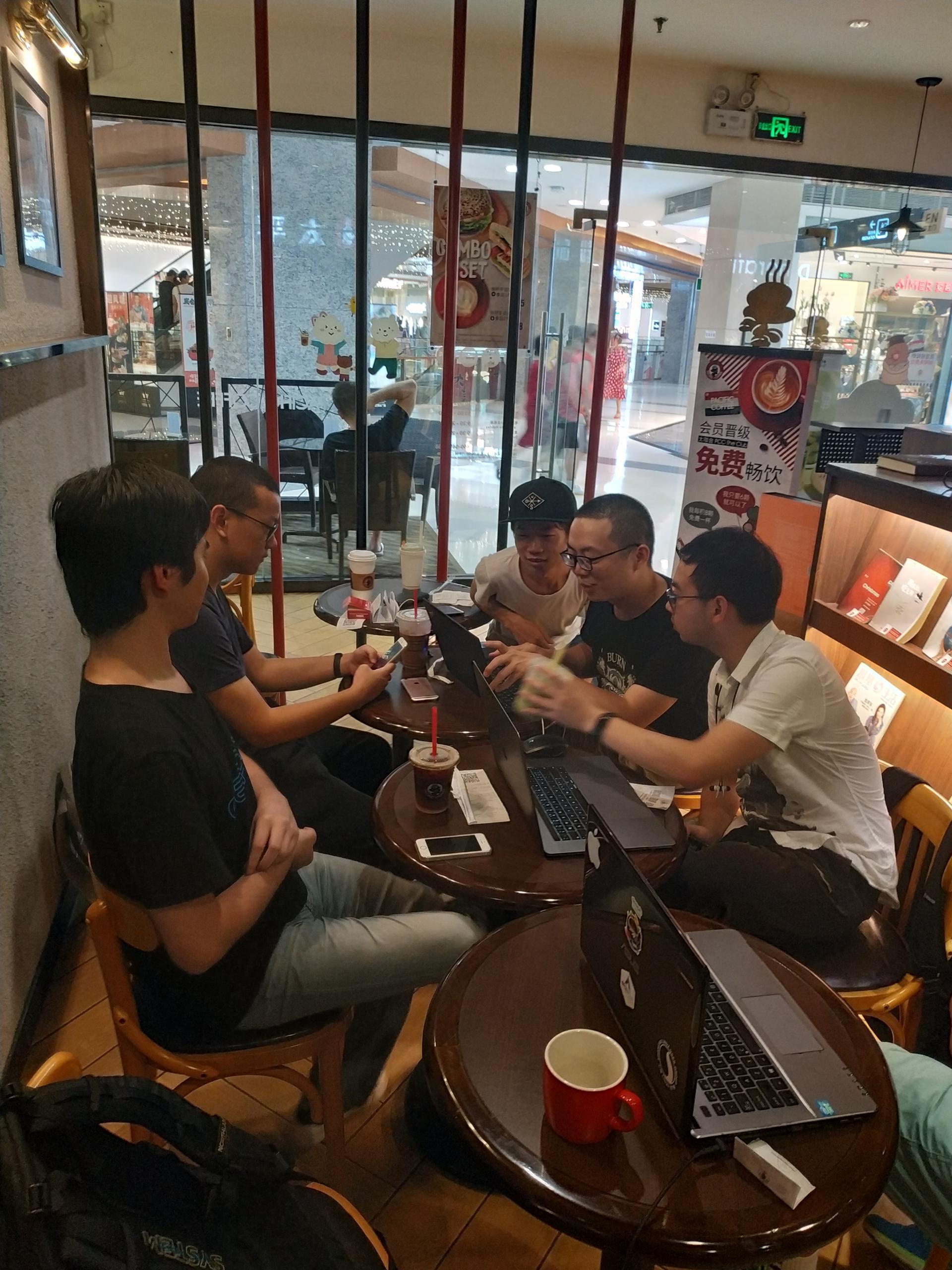 2019年7月24日武汉LINUX用户组活动回顾