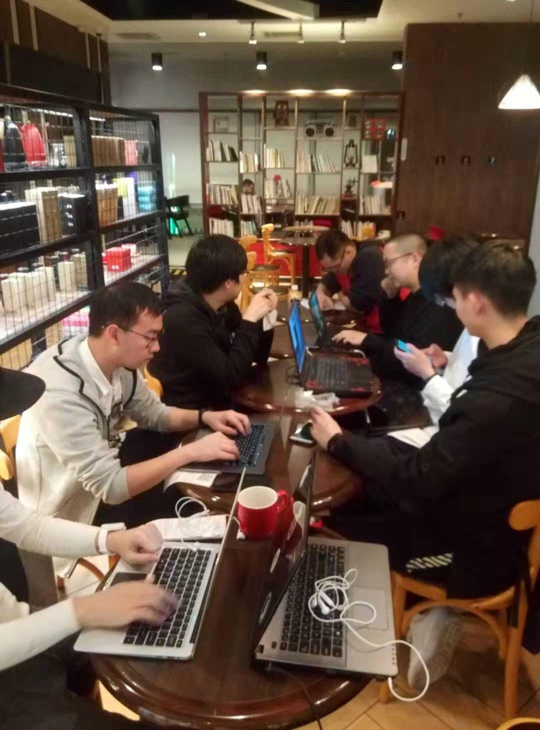 2019年10月16日武汉LINUX用户组活动回顾
