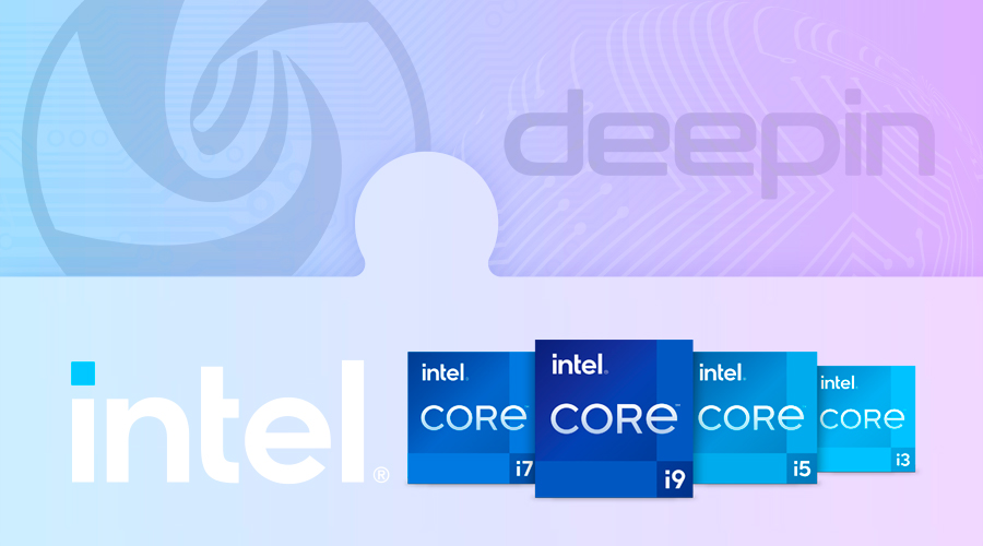 deepin 20.2.1: supporto alle CPU Intel 11th Gen