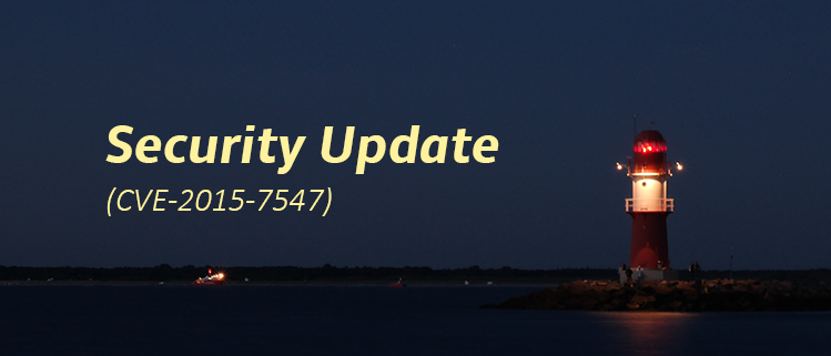 Security Update (CVE-2015-7547)