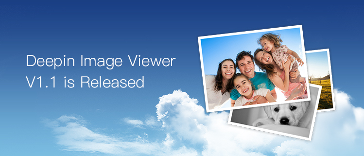 Deepin Image Viewer V1.1 is Released